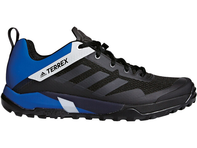 outlet for sale hot sale online size 40 adidas TERREX Trail Cross Sl - Chaussures running Homme - bleu/noir